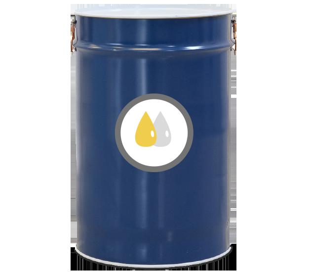 Olio sintetico senza grafite